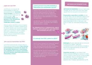 Brochure informativo ets